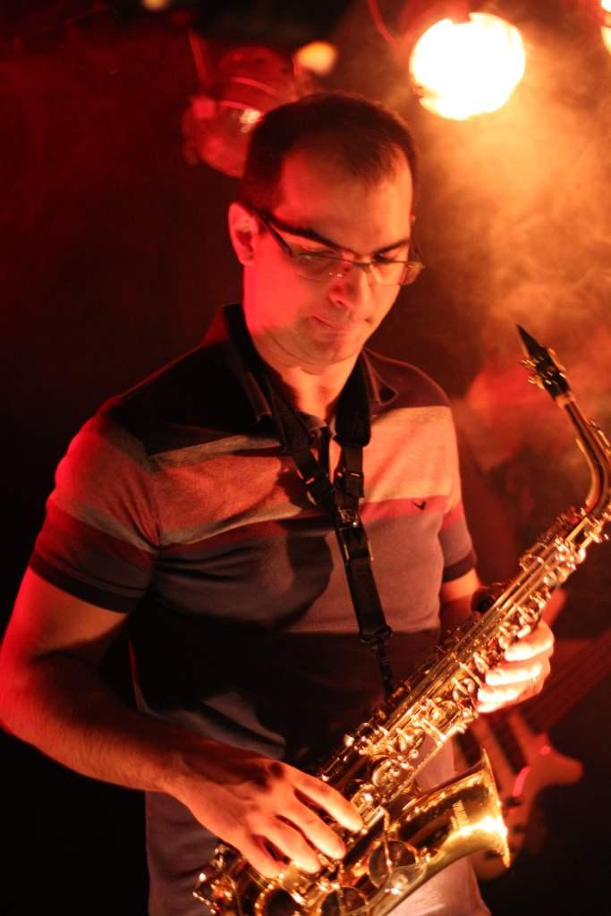 Guillaume La Nekyia sur scène