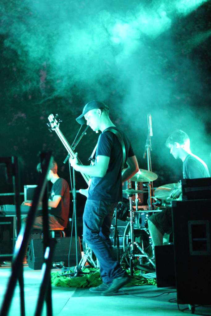 david en concert pour La Nekyia
